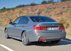 2016 BMW 3-Series Photo 2