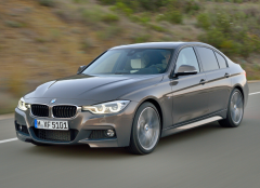 2016 BMW 3-Series Photo 1