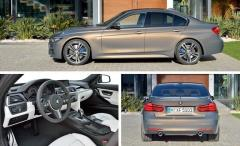 2016 BMW 3-Series Photo 8