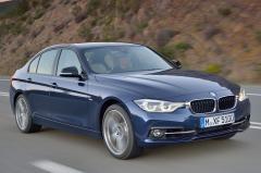 2016 BMW 3-Series exterior