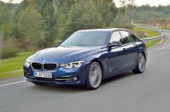 2017 BMW 3-Series exterior