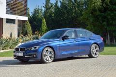 2018 BMW 3-Series exterior