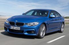 2016 BMW 4-Series Gran Coupe exterior