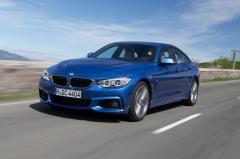 2017 BMW 4-Series Gran Coupe exterior