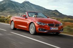 2018 BMW 4-Series exterior