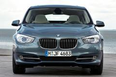 2010 BMW 5-Series Gran Turismo exterior