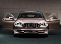 2010 BMW 5-Series Gran Turismo Photo 3