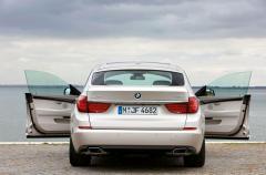 2010 BMW 5-Series Gran Turismo Photo 4