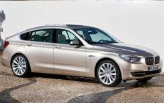 2011 BMW 5-Series Gran Turismo Photo 1