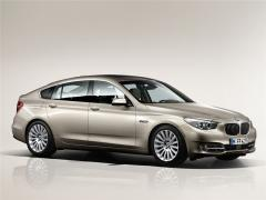 2012 BMW 5-Series Gran Turismo Photo 1