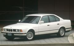 1992 BMW 5-Series exterior