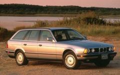 1993 BMW 5-Series exterior