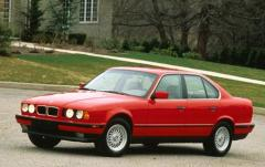 1995 BMW 5-Series exterior