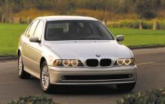 1997 BMW 5-Series exterior