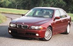 2001 BMW 5-Series exterior