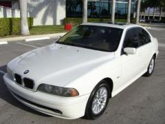 2002 BMW 5-Series Photo 1