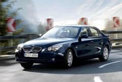 2009 BMW 5-Series Photo 3