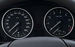 2010 BMW 5-Series interior