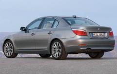 2010 BMW 5-Series exterior