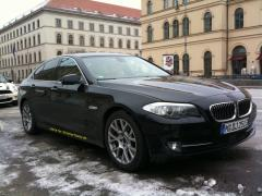 2011 BMW 5-Series Photo 40
