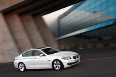 2012 BMW 5-Series Photo 8