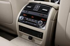 2012 BMW 5-Series interior