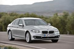 2013 BMW 5-Series Photo 1
