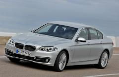 2014 BMW 5-Series Photo 1