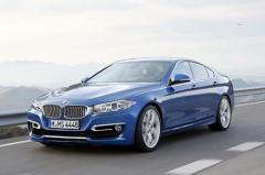 2015 BMW 5-Series Photo 5