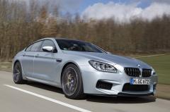 2014 BMW 6-Series Gran Coupe Photo 1