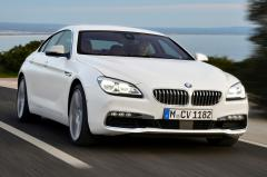 2016 BMW 6-Series Gran Coupe exterior