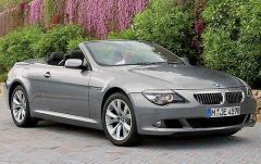 2009 BMW 6-Series exterior