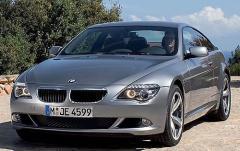 2010 BMW 6-Series exterior