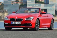 2017 BMW 6-Series exterior