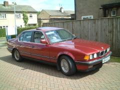 1993 BMW 7-Series Photo 1