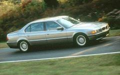 1996 BMW 7-Series exterior