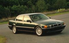 1997 BMW 7-Series exterior