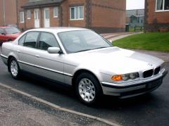 1999 BMW 7-Series Photo 1