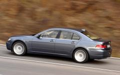 2006 BMW 7-Series exterior