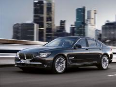 2008 BMW 7-Series Photo 5
