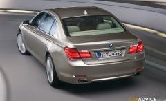 2008 BMW 7-Series Photo 6