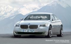 2009 BMW 7-Series Photo 1
