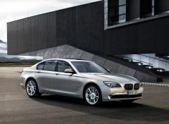 2009 BMW 7-Series Photo 4