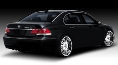 2011 BMW 7-Series Photo 4