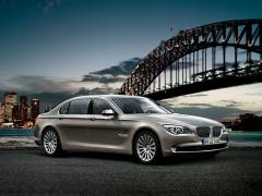 2011 BMW 7-Series Photo 5