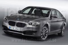 2011 BMW 7-Series Photo 7