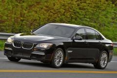 2011 BMW 7-Series exterior