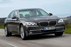 2014 BMW 7-Series Photo 1
