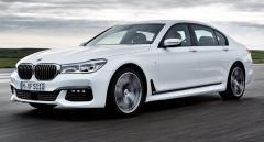 2016 BMW 7-Series Photo 1