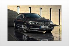 2016 BMW 7-Series exterior